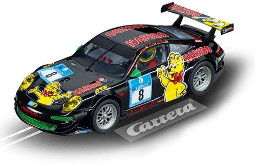 Carrera Digital 124 Porsche GT3 RSR Haribo Racing