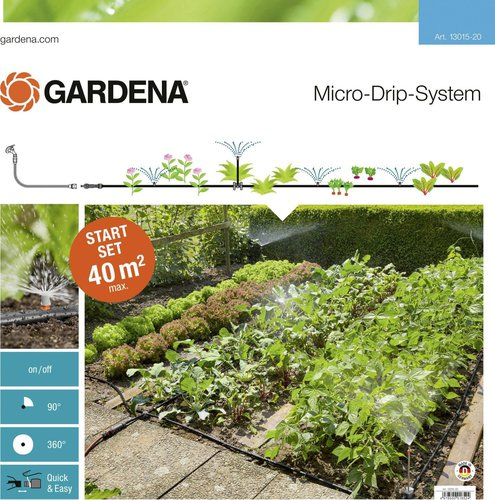 Gardena Start Set Pflanzflächen (13015-20)