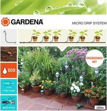 Gardena Micro-Drip System Erweiterungsset Pflanztröge (13006-20)