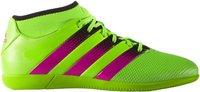 Adidas Ace 16.3 Primemesh Indoor Men solar green/shock pink/core black