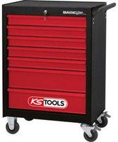 KS Tools BASICline schwarz/rot 836.0007