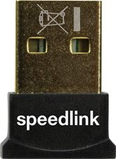 SpeedLink VIAS Nano USB Bluetooth 4.0 Adapter (SL-7411-BK)