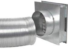 CB-tec Stutzenblech Ø 2x 160 mm