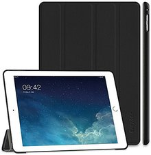 EasyAcc Ultra Slim iPad Air 2 Smart Cover schwarz (APIPAIR2-BFITPU)