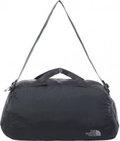 The North Face Flyweight Duffel Bag asphalt grey