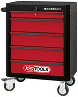 KS Tools MASTERline schwarz/rot 876.0005