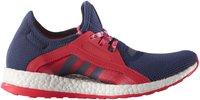 Adidas Pure Boost X Women raw purple/raw purple/shock red