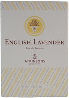 Atkinsons English Lavender Eau de Toilette (90 ml)