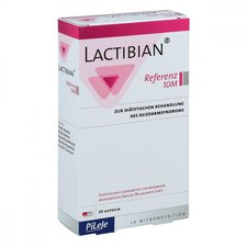 Blanco Pharma Lactibian Referenz 10M Kapseln (30 Stk.)