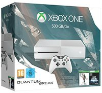 Microsoft Xbox One 500GB + Quantum Break Special Edition