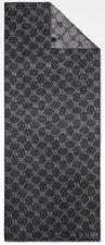 Joop Cornflower Saunatuch graphit (80 x 200 cm)