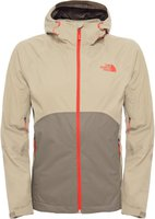 The North Face Men's Sequence Jacket Mountain Moss/ Weimaraner Brown