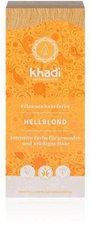 Khadi Naturprodukte Pflanzenhaarfarbe hellbond (100g)