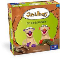 Hutter Jan und Henry - Geräuschespiel