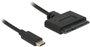 DeLock SATA III USB 3.1 Adapter (62673)