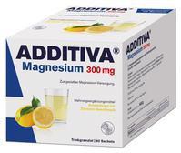 Scheffler ADDITIVA Magnesium 300 mg Pulver (40 Stk.)