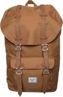 Herschel Little America Backpack caramel/tan synthetic leather
