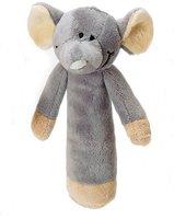 Teddykompaniet Diinglisar Wild Elephant Rassel