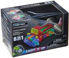 Laser Pegs Lastwagen 8 in 1
