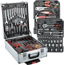 PWR Work Werkzeugkasten mit Rädern (186 tlg. Set)
