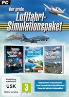 Das große Luftfahrt-Simulationspaket (PC)