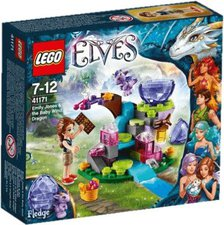 LEGO Elves Emily Jones & das Winddrachen Baby (41171)