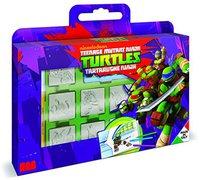 Multiprint Stempelset Teenage Mutant Ninja Turtles