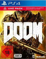 Doom + UAC Pack (PS4)
