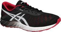 Asics Fuzex Lyte Men black/racing red/white running