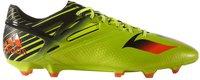 Adidas Messi15.1 FG/AG Men semi solar slime/solar red/core black