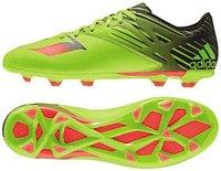 Adidas Messi15.3 FG/AG Men semi solar slime/solar red/core black