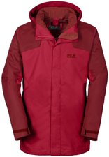 Jack Wolfskin Shelter JKT M Indian Red