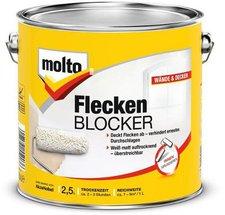 Moltostrip Fleckenblocker weiss matt 2,5 L