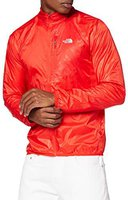 The North Face Men's NSR Wind Jacket Fiery Red