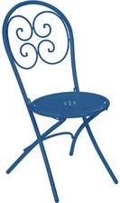 emu Möbel Pigalle Stuhl klappbar blau matt