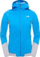 The North Face Women's Aterpea Hoodie Clear Lake Blue