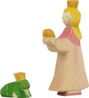 Ostheimer Prinzessin und Froschkönig