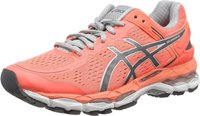 Asics Gel-Kayano 22 Women flash coral/carbon/silver Grey