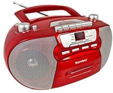 Karcher Unterhaltungselektronik RR 5040 rot