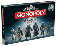 Winning Moves Monopoly Assassins Creed