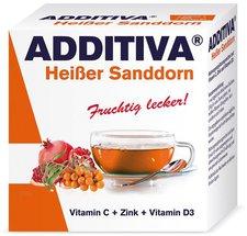 Scheffler Additiva Heißer Sanddorn Pulver (100 g)