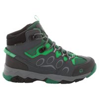 Jack Wolfskin Mtn Attack 2 Texapore Mid Kids cucumber green
