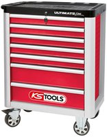 KS Tools ULTIMATEline rot/silber 886.0007