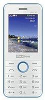 Maxcom Maxcom MM136 Weiß/Blue ohne Vertrag