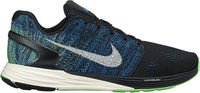 Nike Lunarglide 7 black/sail/racer blue/voltage green