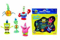 Simba SpongeBob SquarePants 5er Set