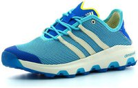 Adidas Climacool Voyager blue glow/chalk white/shock blue