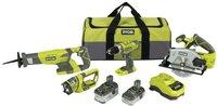 Ryobi Set 4 tools 18V