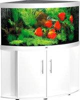Juwel Aquarium Trigon 350 mit Unterschrank weiß