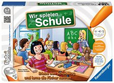 Ravensburger tiptoi Wir spielen Schule